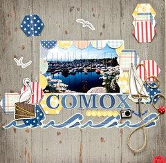 Comox Marina
