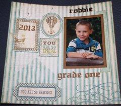 Robbie - Grade one