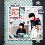 *snow fun* BasicGrey NORDIC HOLIDAY