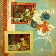 Baby Shower 1976 **Scraputante**
