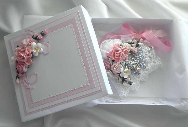 Handmade Shabby Chic Pillows : Other: Shabby Chic Hart Pillow and Handmade Gift Box