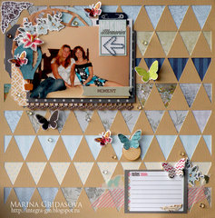 memories (patchwork layout)