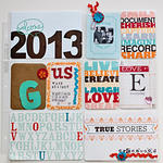 Project Life 2013 Cover Page