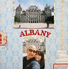 Albany layout
