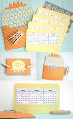 2012 Calendar Gift Pack