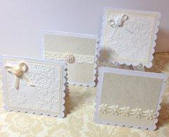 Wedding Gift Enclosure Card