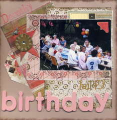 Dorothy's 73rd Birthday