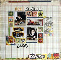 Meet Engineer Jakey