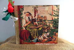 Graphic 45 Christmas Album