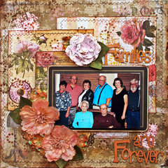 Families are Forever**Leaky Shed Studio DT**