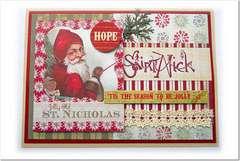 Saint Nick Card