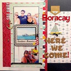 Boracay Here we Come!