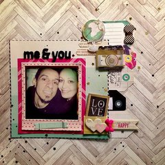 *Me & You