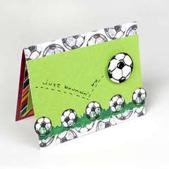 Soccer Card - by sei