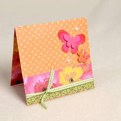 Spring Card - by sei