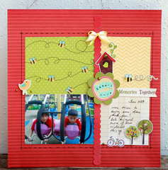 Memories together - **My Little Shoebox **