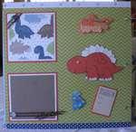 Baby dinosaurs album