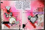 Art Journal Page -