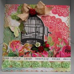 Secret Admirer card