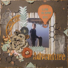 **Imaginarium Designs** Life is one big Adventure