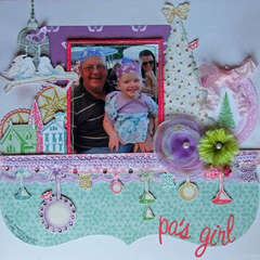 **My Creative Scrapbook** Pa's Girl