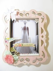 Wedding Shadow Box