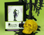 Happy Haunting Card by Catherine Matthews Scanlon