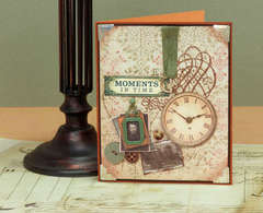 Moments in Time Card Designed By Jennifer Brown