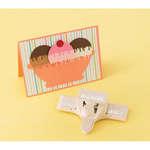 Drippy Ice Cream Sundae Card Designed By Martha Stewart Crafts