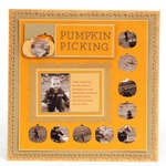 Pumpkin Picking Scrapbook Page