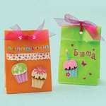 Sweet Treat Mini Gift Bags Designed By American Girl Crafts