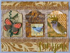 Vintage Card --