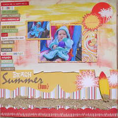 ~~Scraputante~~Summer Beach Baby