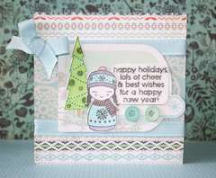 Christmas Card Series 2011 - Happy Holidays