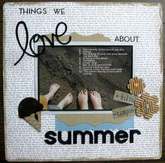 Things we love about Summer!