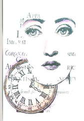 LaBlanche Clock Collage