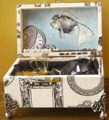 LaBlanche Goldfish Royalty, Pocketwatch