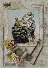 LaBlanche Befriending a Cactus