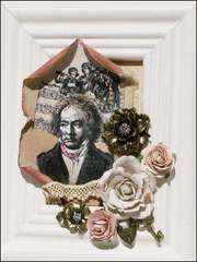 New LaBlanche Stamp Company - Beethoven with Orchestra