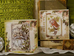 New LaBlanche Stamp Company - Santas