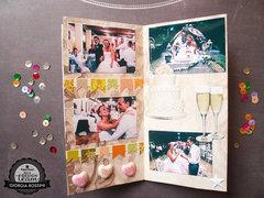 Mini album wedding