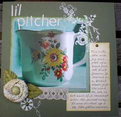 Li'l Pitcher for NSD
