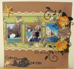 El Arco - Cabo San Lucas, MX - Dec. 2012