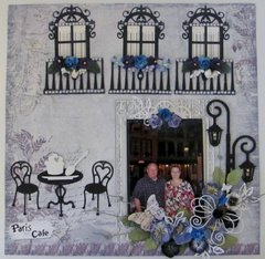 Paris Cafe - Las Vegas