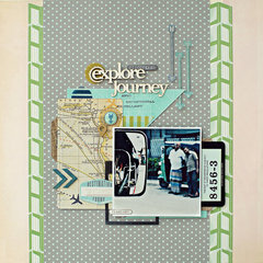 Explore / Journey (Citrus Twist Kit)