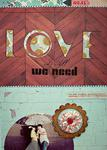 Love is All We Need (Citrus Twist Kit)