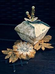 Christmas favour box