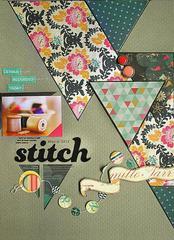 Stitch (Citrus Twist Kit)