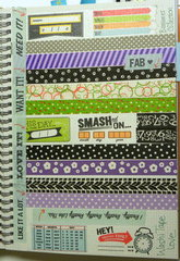 SmashBook- Love of Washi Tape