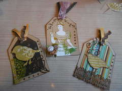 Scraps of Darkness-Victorian Tags